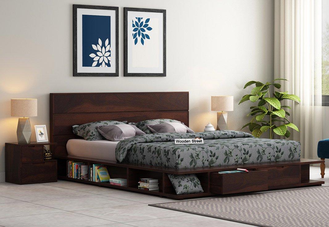 Buy Platform Bed Online Furniture Designs