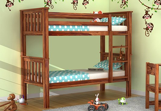 Invest In These Trendy Bunk Bed Designs And Save Space In Your Kids Room Furniture Designs